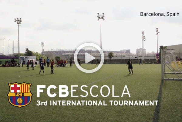 FCBEscola International Tournament