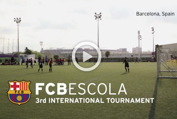FCBEscola International Tournament
